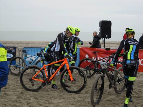 MTB Strandrace