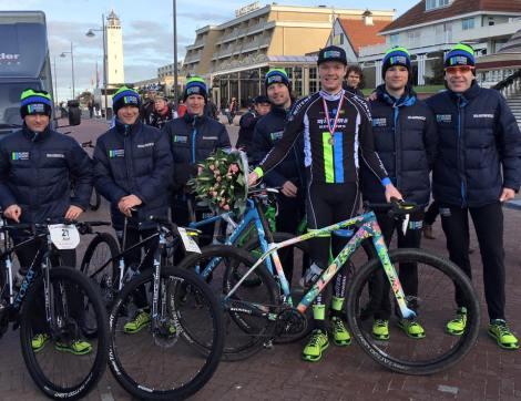 Nederlands Kampioeschap strandrace Biketeam