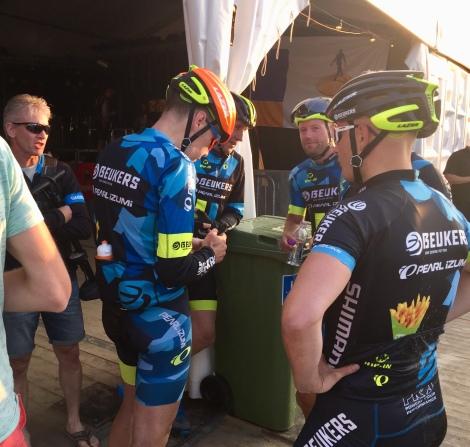 Beukers bike team